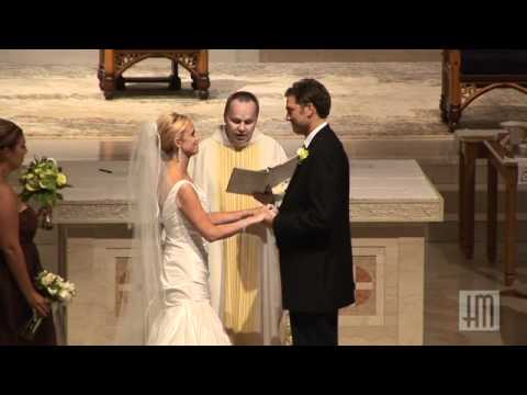 Portland Wedding Video • Catholic Ceremony at Saint Mary's Cathedral of the Immaculate Conception