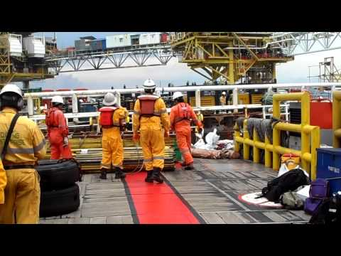 Offshore Lifting Activities