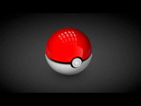 Template #23 - Pokemon intro (Cinema 4D + After Effects)