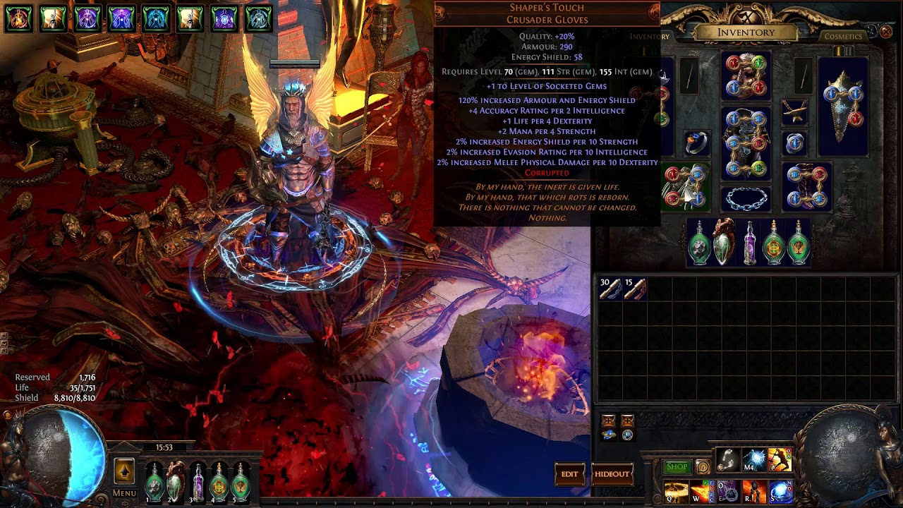 Poe   Guardian Build