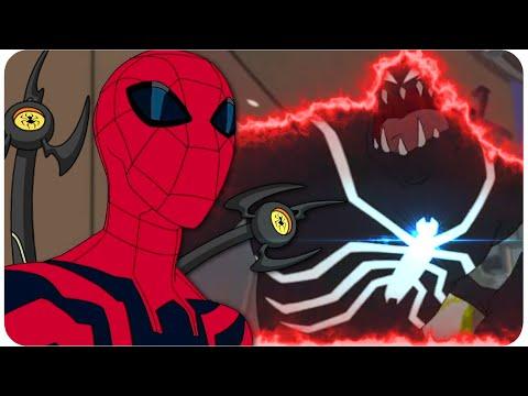 """Разбор второго сезона и арки Superior Spider-Man в мультсериале """"Человек-паук 2019"""""""