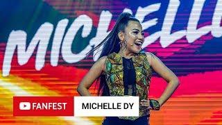 MICHELLE DY @ YouTube FanFest Manila 2018