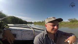 Супер рыбалка на реке Или2019, старое русло