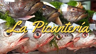 Delicious Peruvian Fish prepared 4 different ways at La Picantería in Lima, Peru
