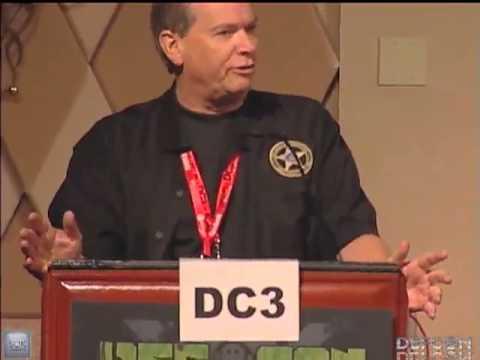 DEFCON 20: Panel: Meet the Feds 1 - Law Enforcement