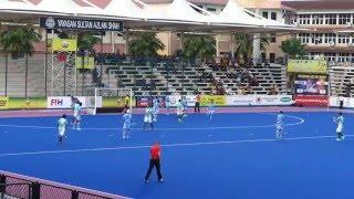 India 5 Pakistan 1. Mens hockey. Sultan Azlan Shah Cup, Ipoh Malaysia 2016