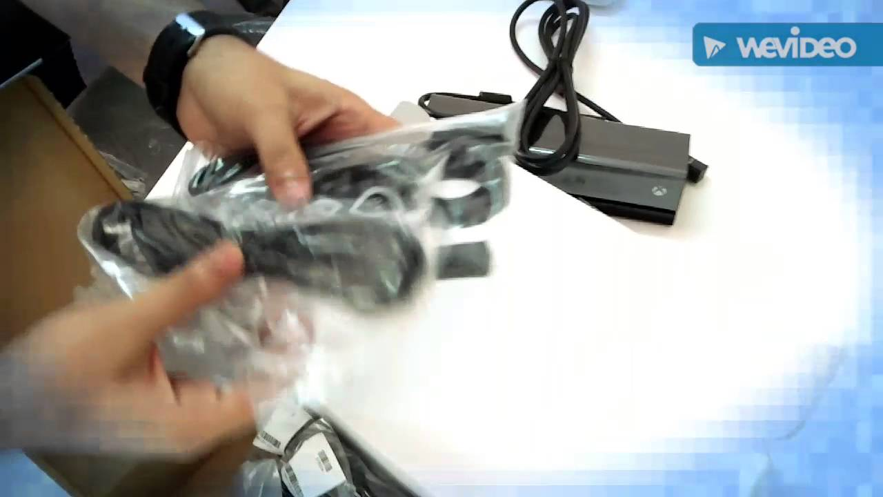 Kinect for Xbox 360 and Windows Adapter Unboxing - For Developers and Mocap