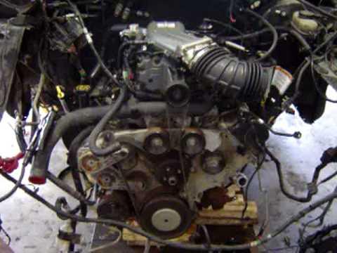 08 138 2003 ford f150 svt lightning supercharged engine trans