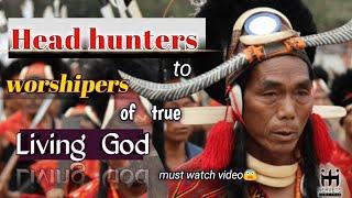 Origin of Christianity in Nagaland