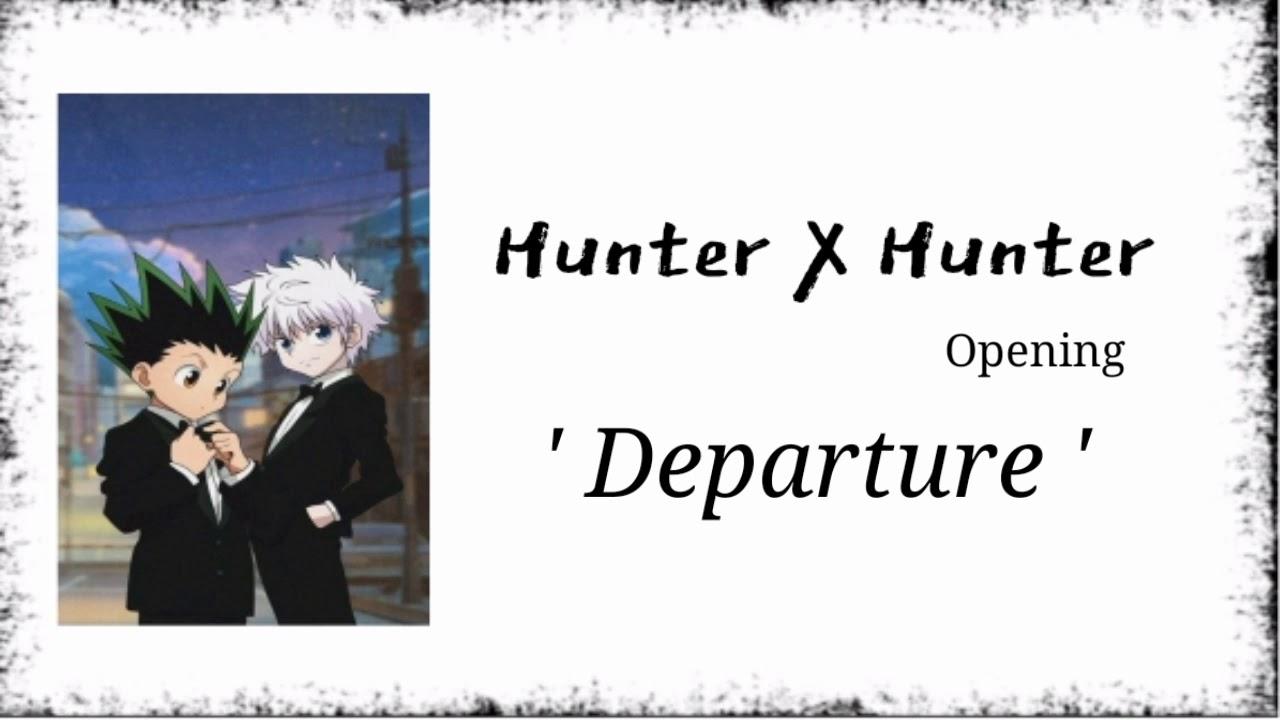 Hunter X Hunter Opening Departure Cover By Raon Lee Lyrics Youtube