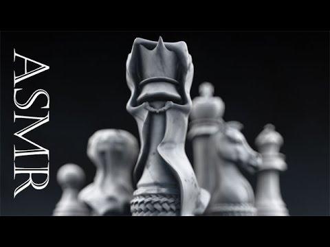 ASMR [餘白] Chess (체스)
