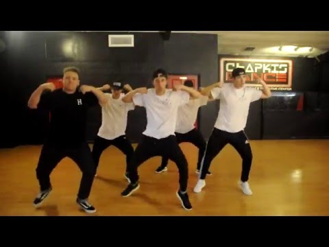 IDGAF - YG Feat. Will Claye Choreography ( Craiglikespizza | Williams Fam )