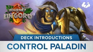 Hearthstone Deck Introductions: Control Paladin