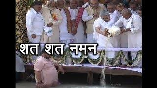 Atal Bihari Vajpayee's remains immersed in Ganga at Haridwar: FULL COVERAGE