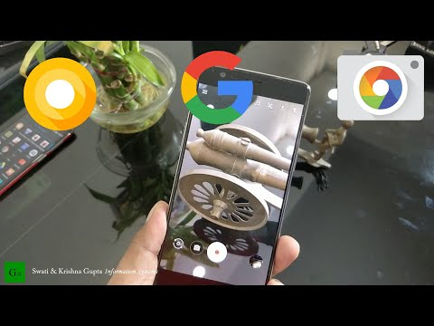 Install Latest Android O Google Pixel Camera Apk On Android Device