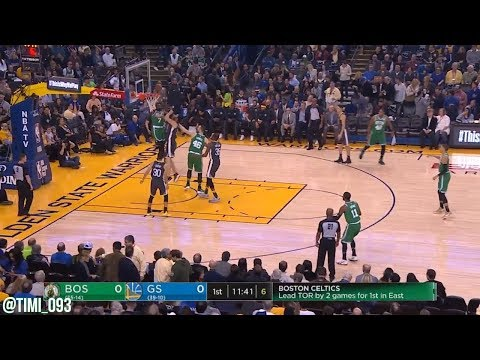 Jaylen Brown Highlights vs Golden State Warriors (20 pts)