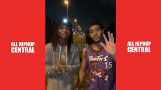 Swae Lee Catches A Giant Lizard With Tarzann