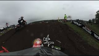 Unadilla 2018: Onboard with Benny Bloss (360 Degrees)