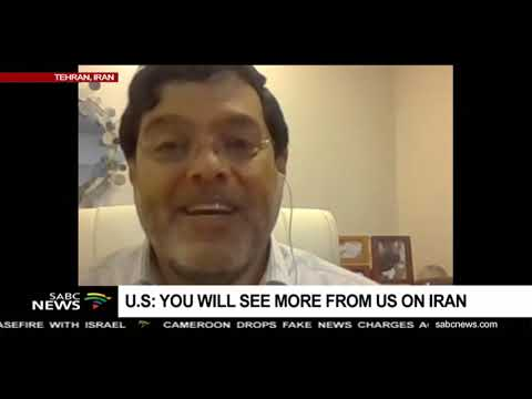 US' warning to Iran: Prof. Mohammad Marandi