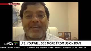 US' warning to Iran: Prof. Mohammad Marandi