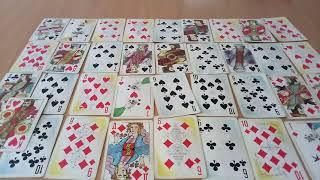 ♥♦♣♠ ГДЕ,  С КЕМ,  ЧЕМ ЗАНЯТ КОРОЛЬ?  гадание онлайн на  игральных картах,  ближайшее будущее