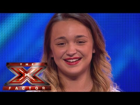 Lauren Platt sings Whitney Houston's How Will I Know | Arena Auditions Wk 1 | The X Factor UK 2014