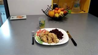 Рецепт Нежное куриное филе со специями - видео-рецепт мягкого и вкусного филе
