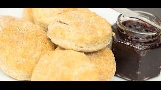 Whole Wheat Buttermilk Biscuits - Blendtec Recipes