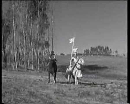 Ivanhoe is listed (or ranked) 35 on the list The Best Medieval Movies