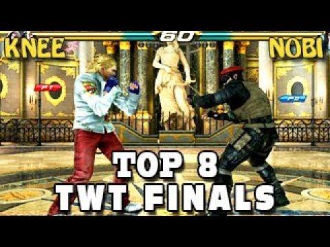 Knee (Steve) Vs Nobi (Dragunov) - TOP 8 - Tekken 7 World Tour |