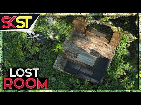 Lost Room - CGI Shot + Breakdown