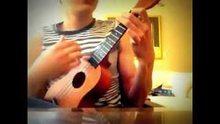 """white sandy beach of hawai'i"" - israel kamakawiwo'ole (ukulele cover)"
