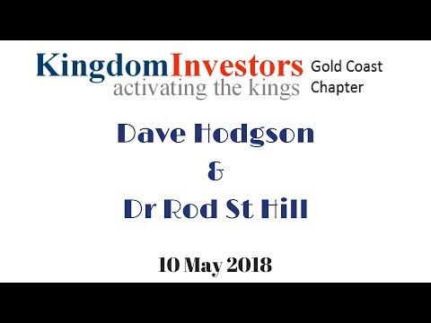 10 May 2018 - Kingdom Investors Gold Coast Chapter
