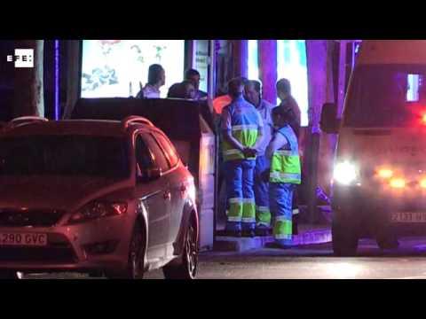 Se suicida el policía atrincherado en Alcobendas - YouTube