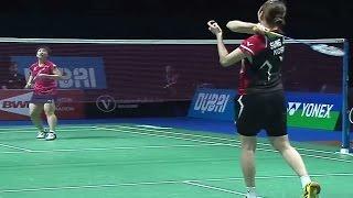 Sung Ji Hyun v Akane Yamaguchi |WS| Day 4 Match 4 - BWF Destination Dubai 2014