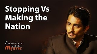 Stopping vs Making