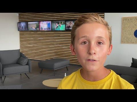 Download Louan, 13 ans présentateur de JT !