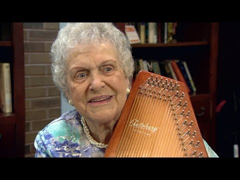 Opera singer, 92, has lifelong passion for music