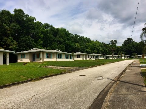 Urban Exploration: Abandoned Subdivision Florida