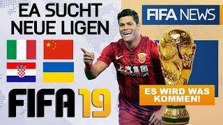 FIFA 19 - EA verspricht NEUE Ligen & aufregendes zur WM | FIFANEWS