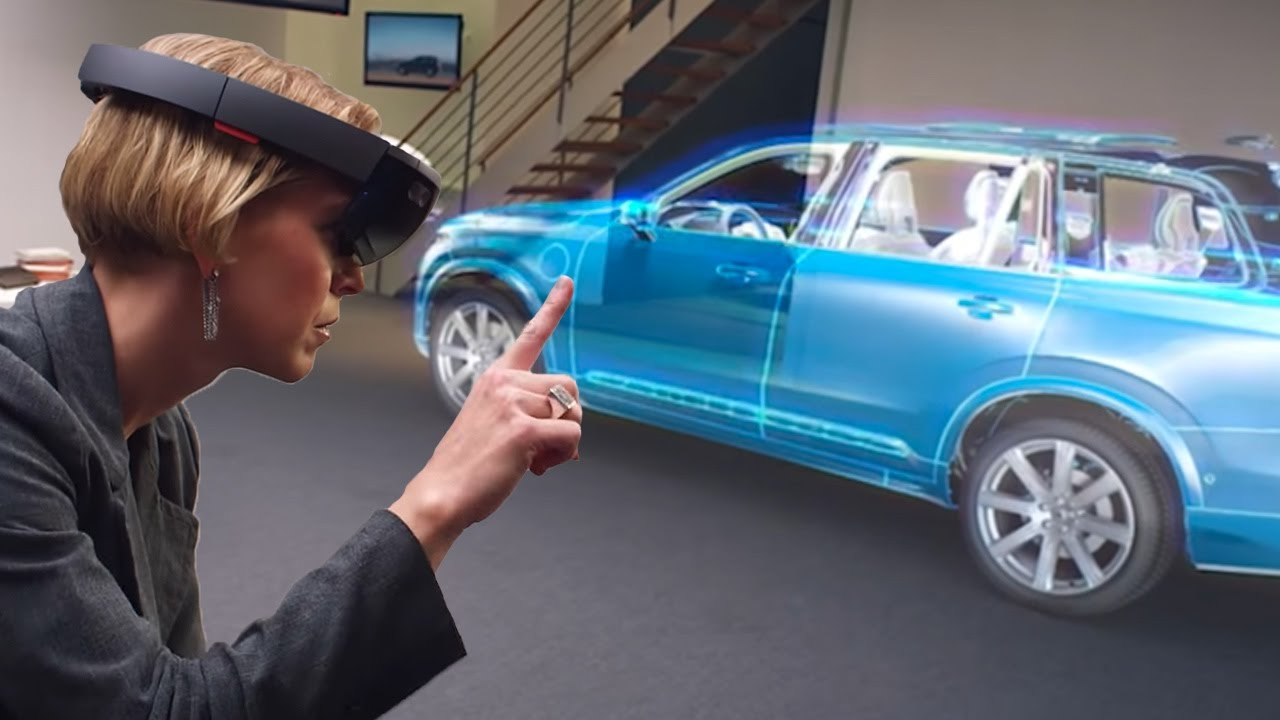 How Augmented Reality Is Driving Today S Automotive