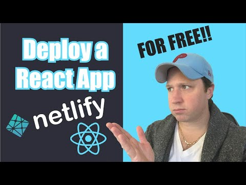 How To Deploy a React App For Free