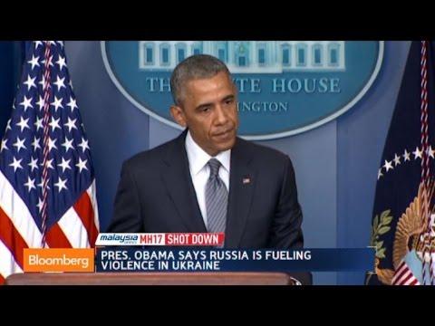 Obama Puts Onus on Putin to De-escalate Crisis