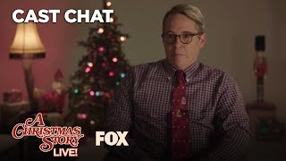 Getting In The Holiday Spirit   A CHRISTMAS STORY LIVE