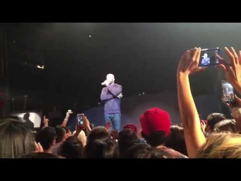 """Common LIVE at The House of Blues Sunset Strip """"Nobody Smiling Tour"""" [Full Performance]"""