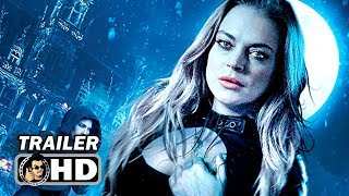 AMONG THE SHADOWS Trailer (2019) Lindsay Lohan Werewolves Movie HD
