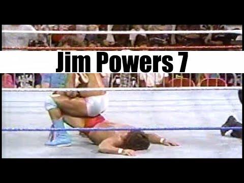 "Jim Powers vs. Rick ""The Model"" Martel: Jobber Squash Match"
