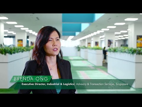 Powered Through Innovation | Industrial & Logistics, Advisory & Transaction Services, Singapore