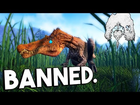 The Isle -  I WAS BANNED? WE'VE ALMOST CRACKED THE CODE & BARYONYX HUNTED BY GIGA - Progression