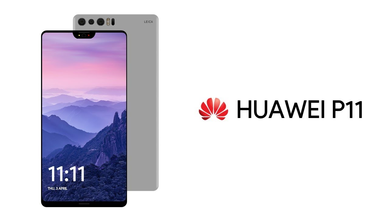 Huawei P11 (P20): Official Trailer - YouTube